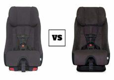 Clek Foonf Vs. Clek Fllo Car Seat