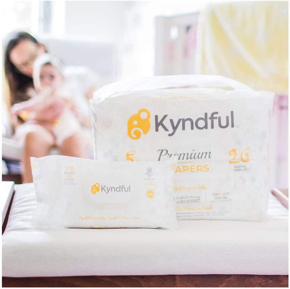 Kyndful Organic Diapers