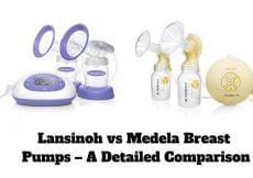 Lansinoh vs Medela Breast Pumps – A Detailed Comparison