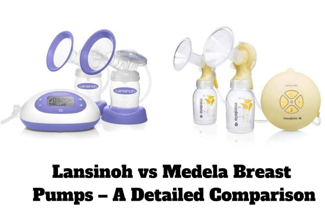 Lansinoh Vs Medela 2020 Which Breast Pump Brand Is Better