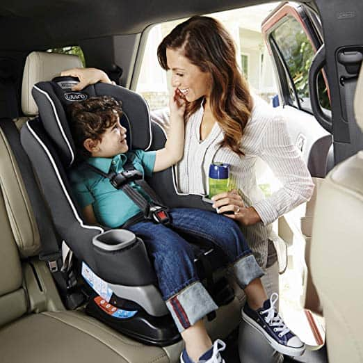 graco extend2fit seat