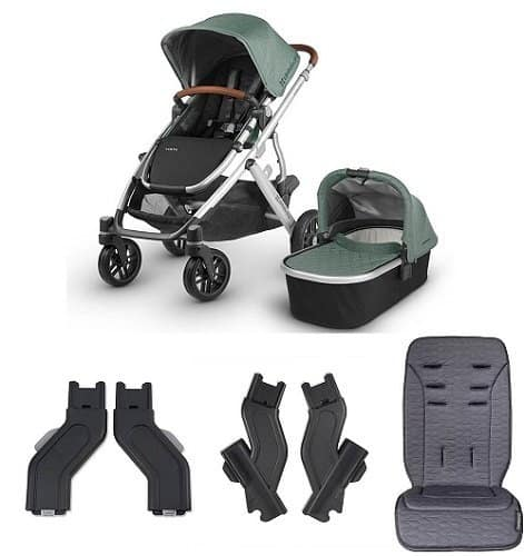 uppababy strollers package