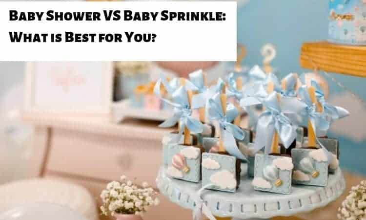 Baby Shower VS Baby Sprinkle