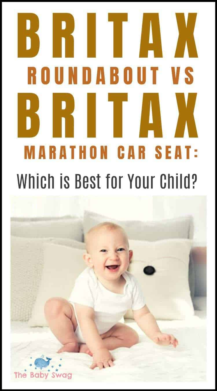 Britax Roundabout vs Britax Marathon Car Seat: Which is Best for Your Child?