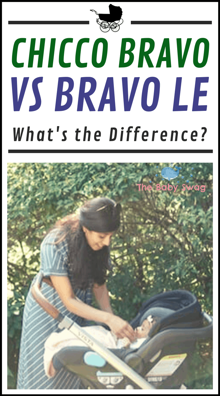 Chicco Bravo vs Bravo LE: What's the Difference?