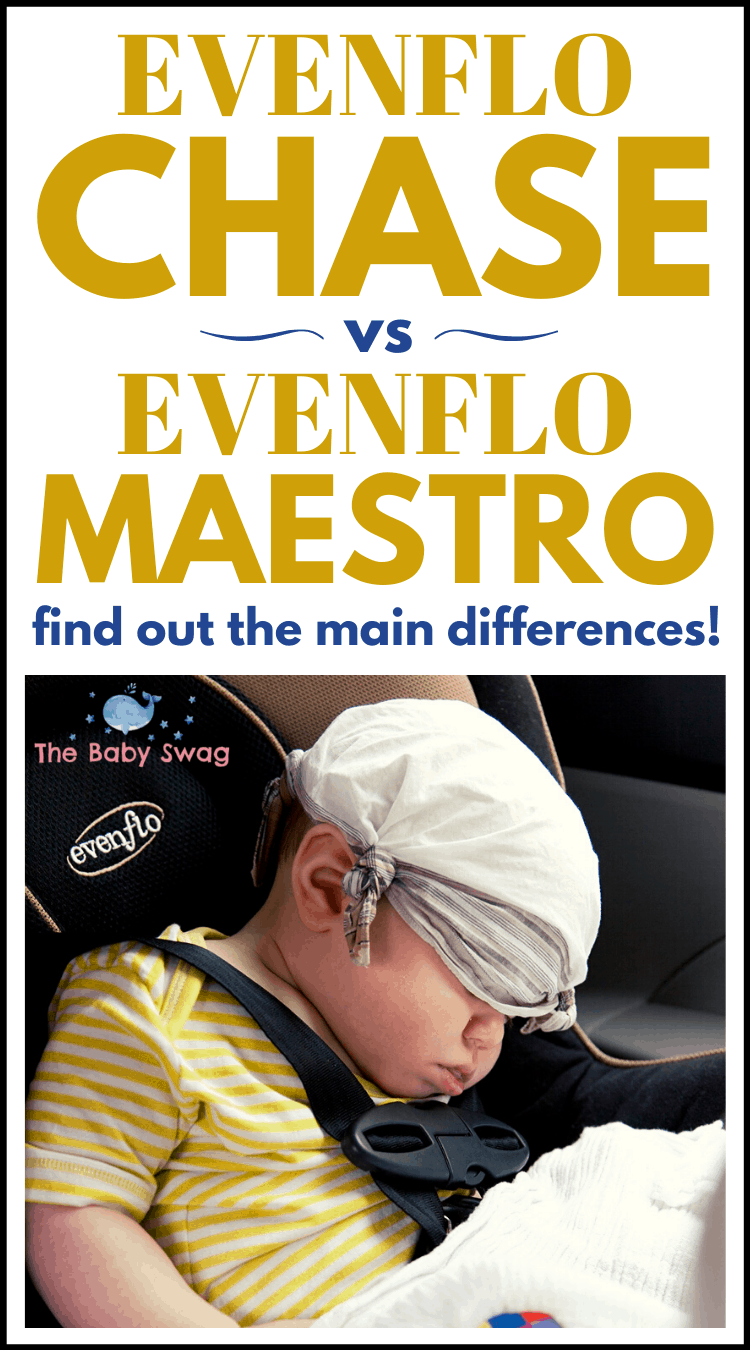 Evenflo Chase vs Evenflo Maestro - Find Out The Main Differences!
