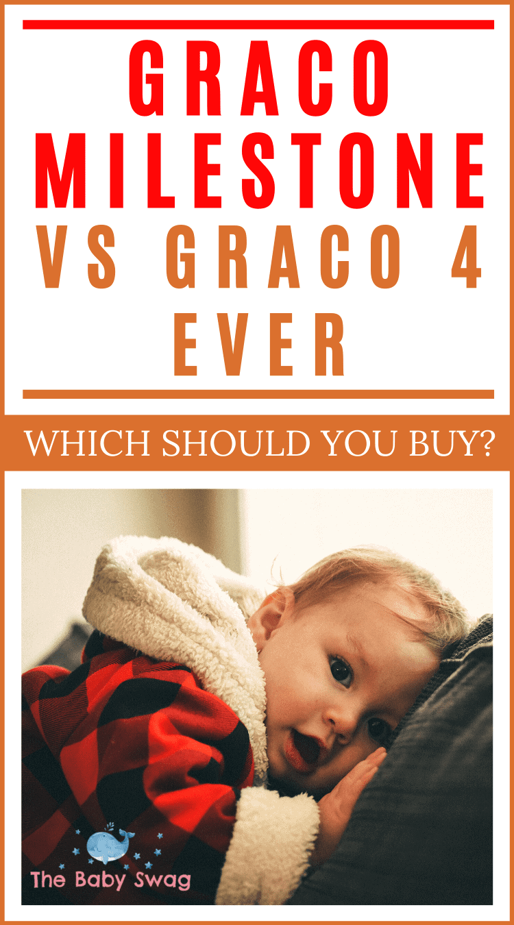 Graco Milestone vs Graco 4Ever - Which Should You Buy?