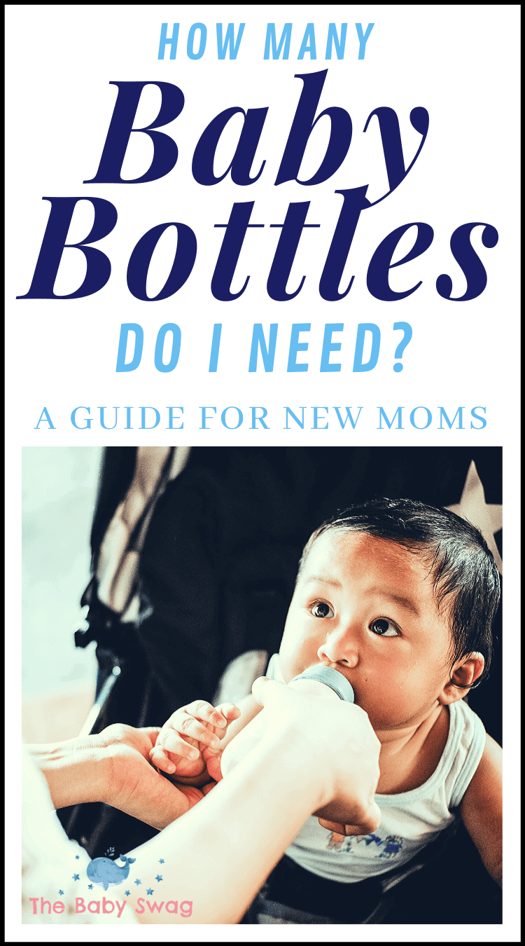 How Many Baby Bottles Do I Need? A Guide for New Moms