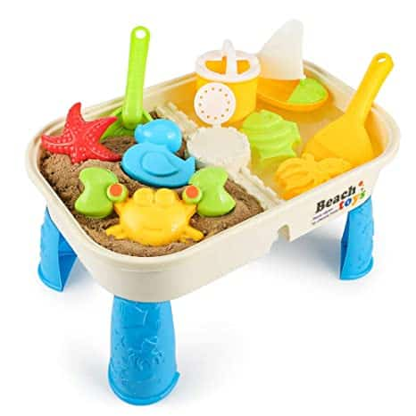 Lovelion Beach Toy Set With Activity Table