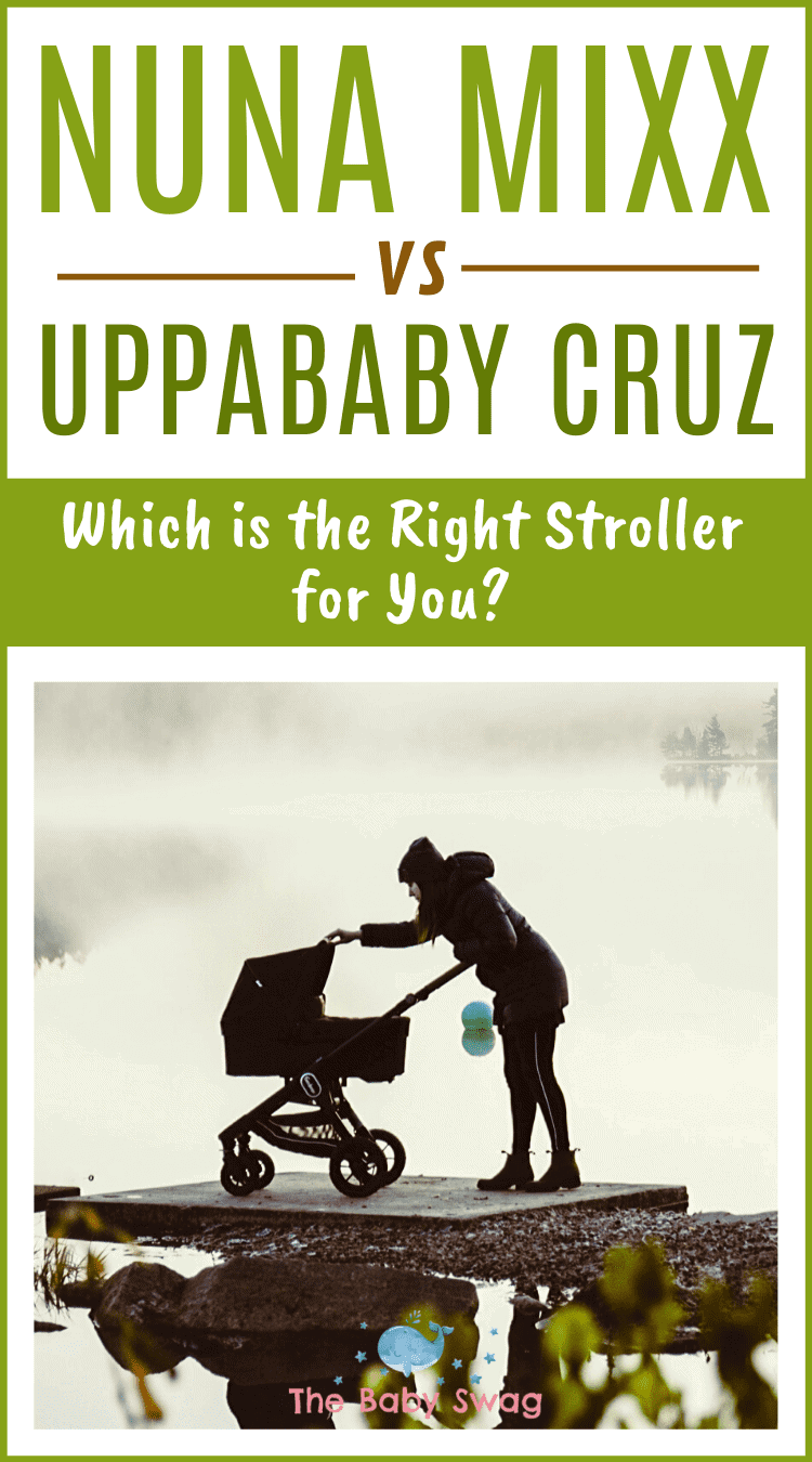 Nuna Mixx vs UPPAbaby Cruz – Which is the Right Stroller for You?