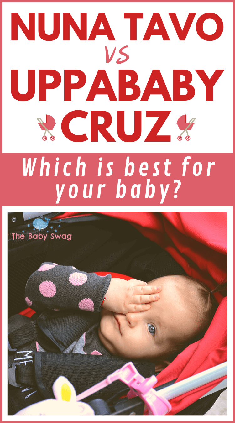 Nuna Tavo vs UPPAbaby Cruz: Which is Best for Your Baby?