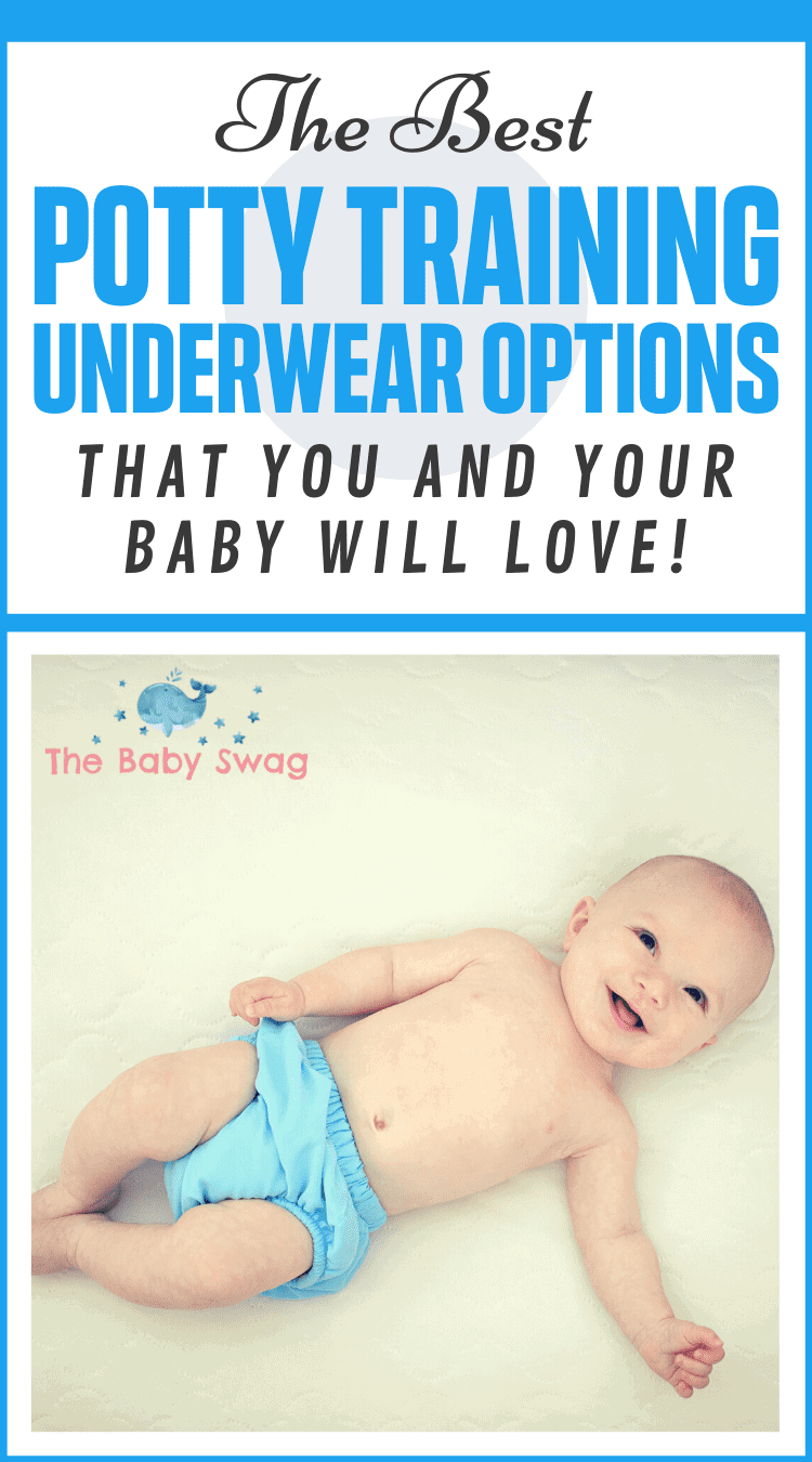 The Best Potty Training Underwear Options That You and Your Baby Will Love!