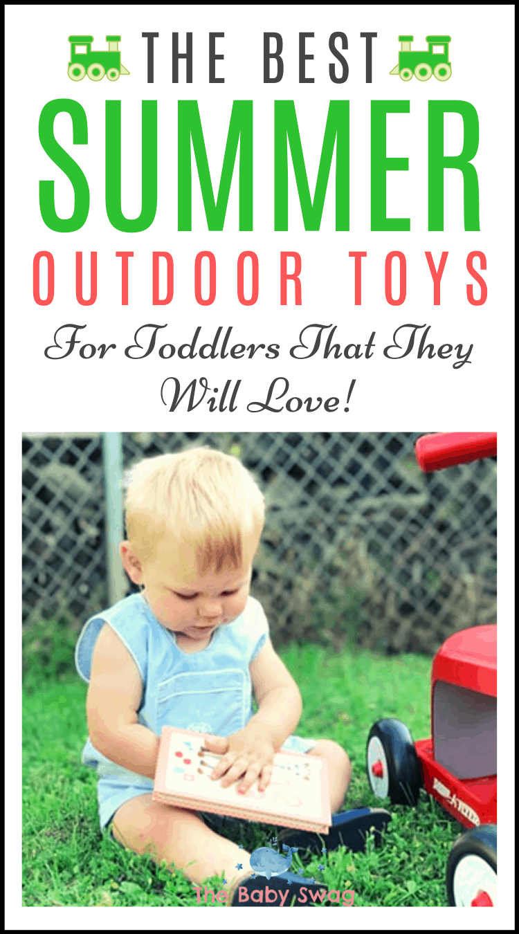 The Best Summer Outdoor Toys for Toddlers That They Will Love!