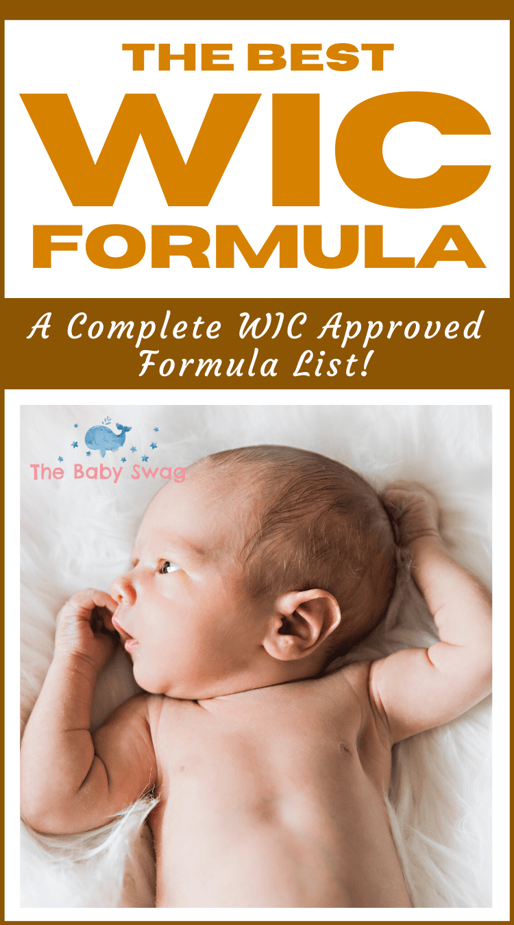 The Best WIC Formula – A Complete WIC Approved Formula List!