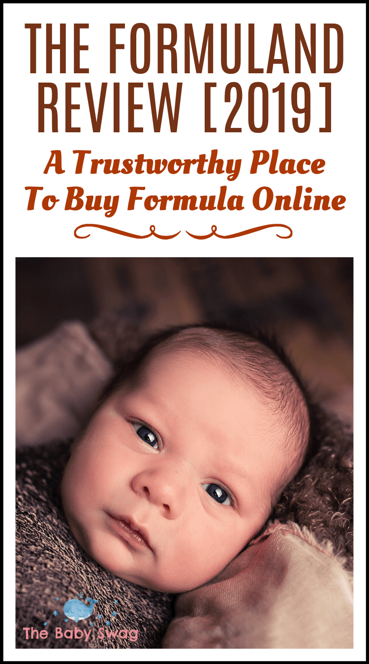 The Formuland Review [2019] | A Trustworthy Place to Buy Formula Online?