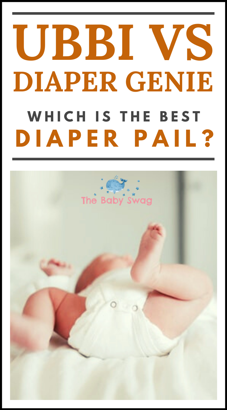 Ubbi vs Diaper Genie - Which Is The Best Diaper Pail?
