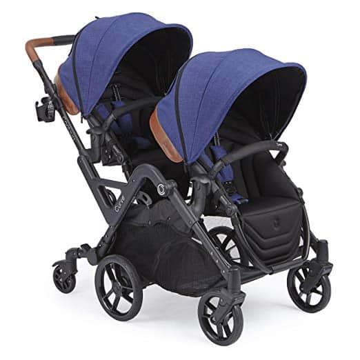 Contours Curve Tandem Double Stroller