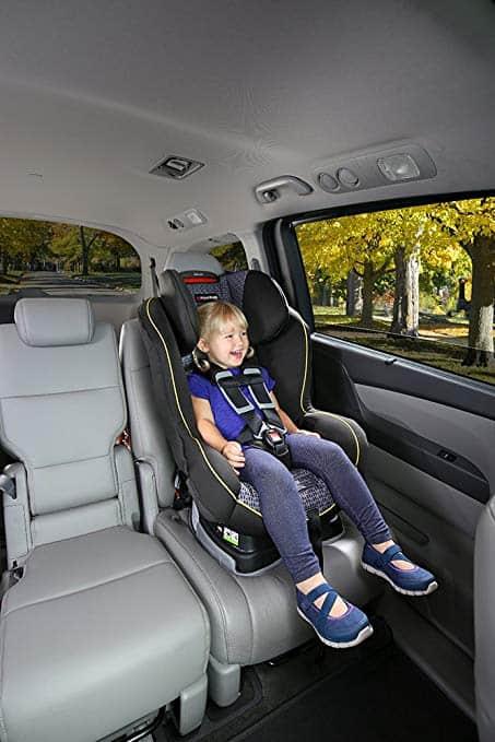 britax emblem seat