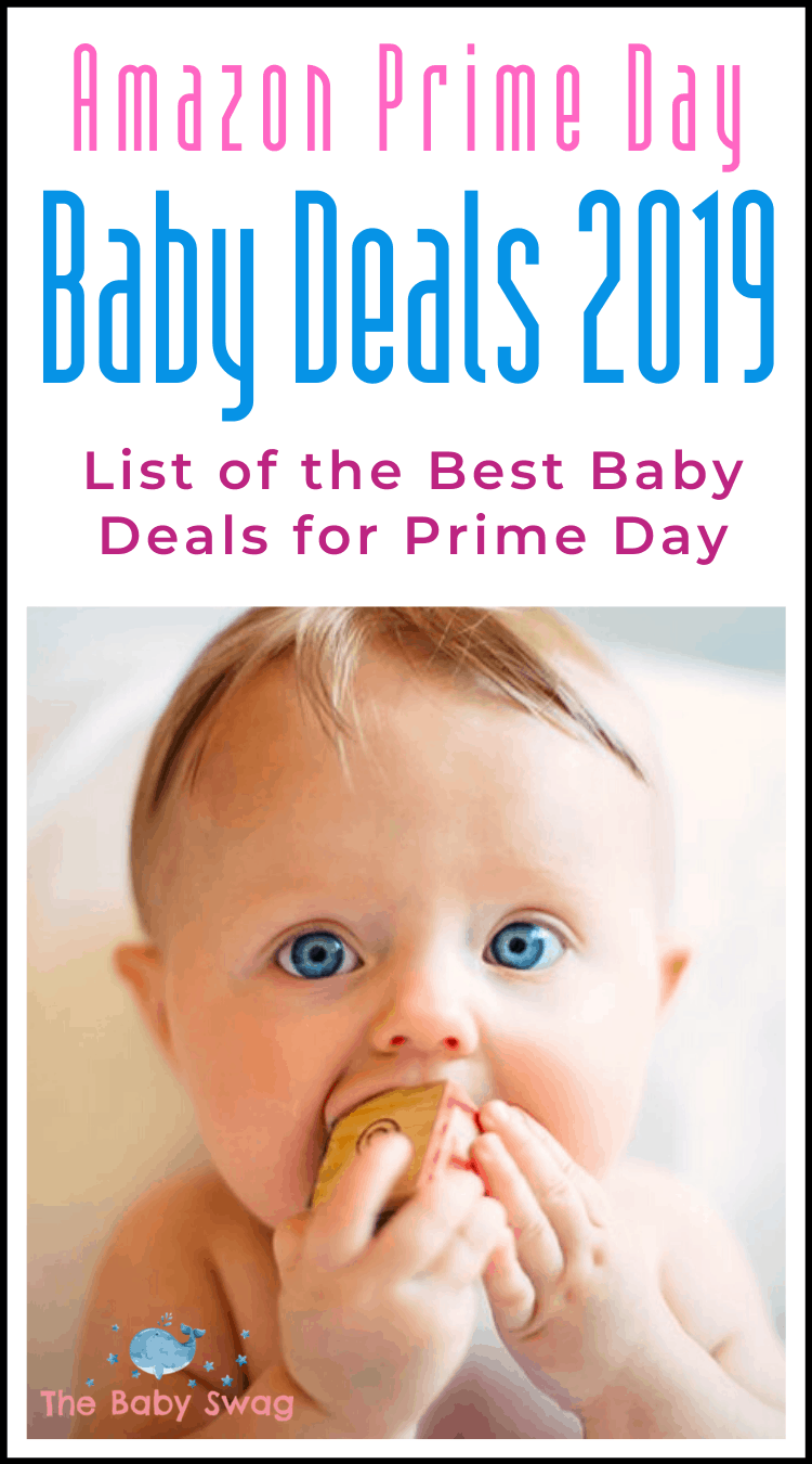 Amazon Prime Day Baby Deals 2019 - List of the Best Baby Deals for Prime Day