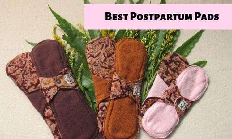 Best Postpartum Pads