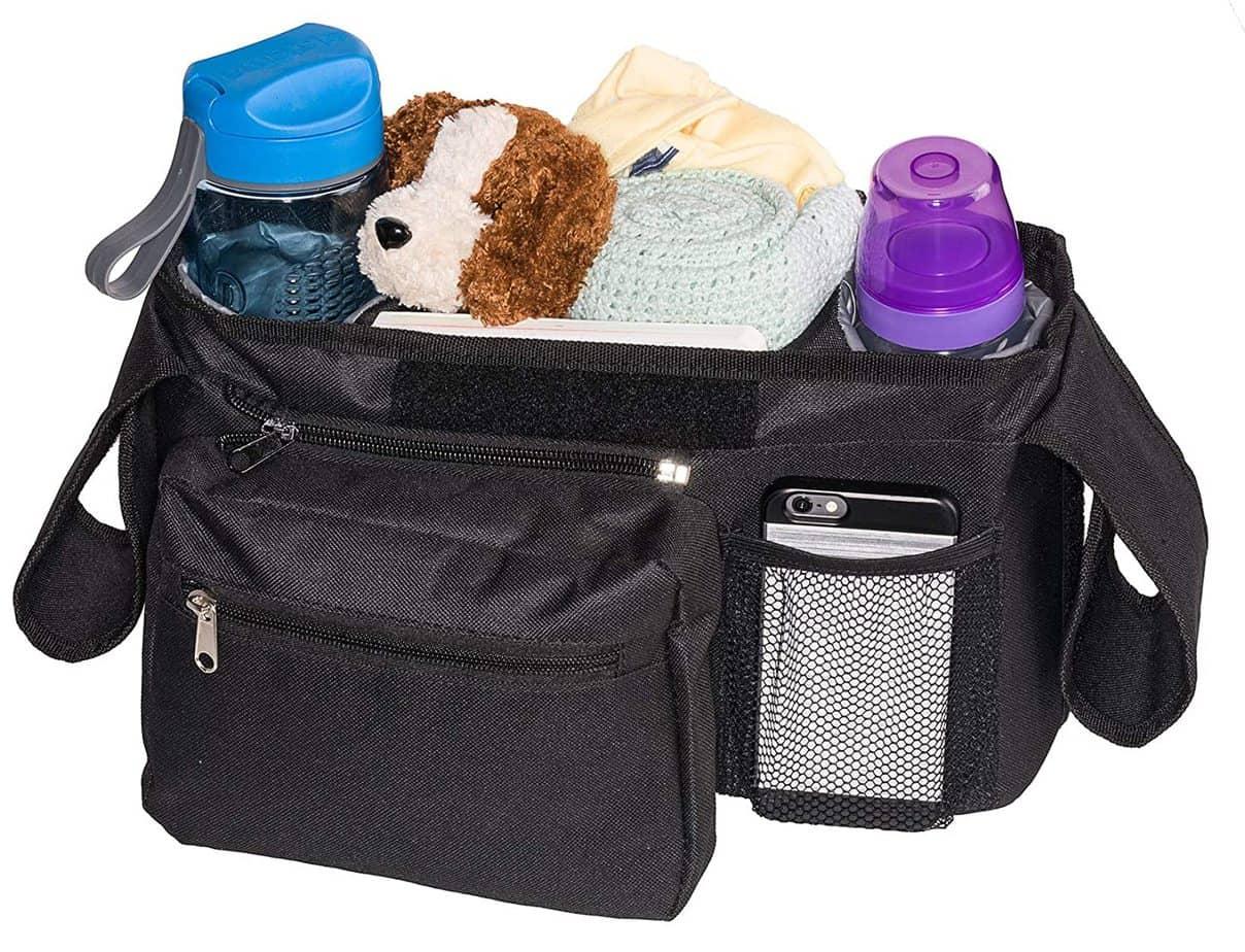 Bubclub's Baby Stroller Organizer