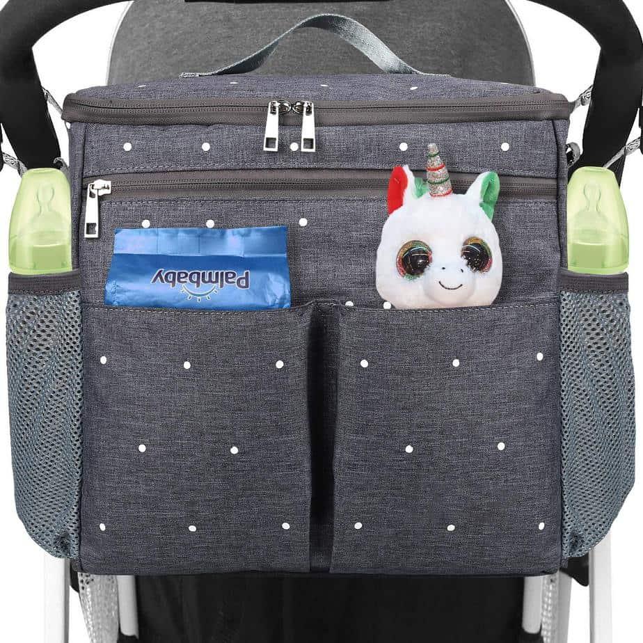 Conleke Universal Stroller Organizer Bag