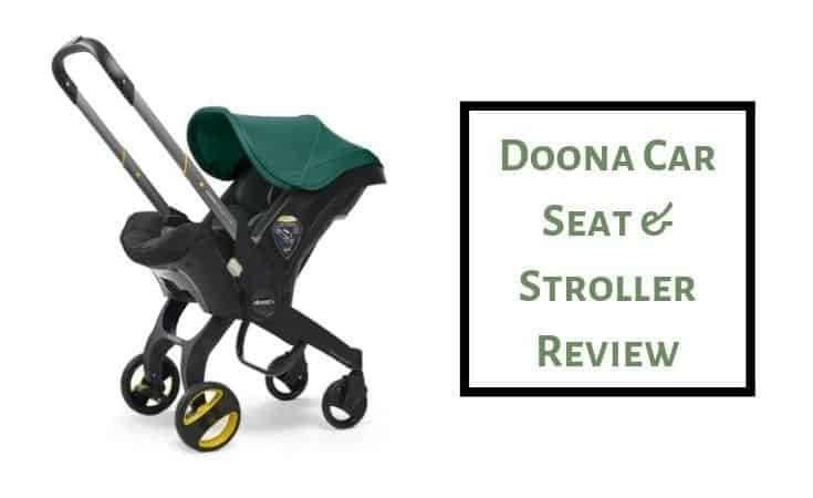 Doona Car Seat & Stroller Review