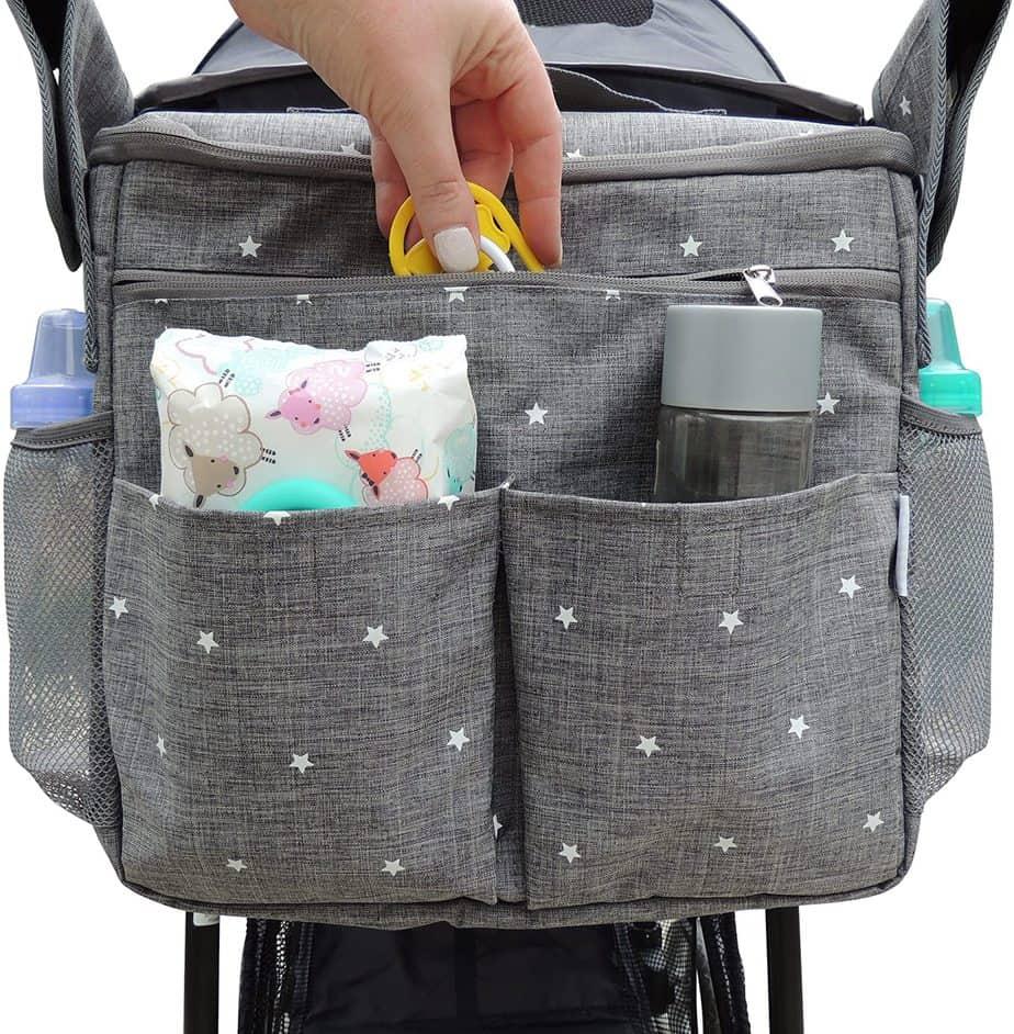 Ozziko Parents Stroller Organizer Bag