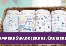 Pampers Swaddlers vs. Cruisers