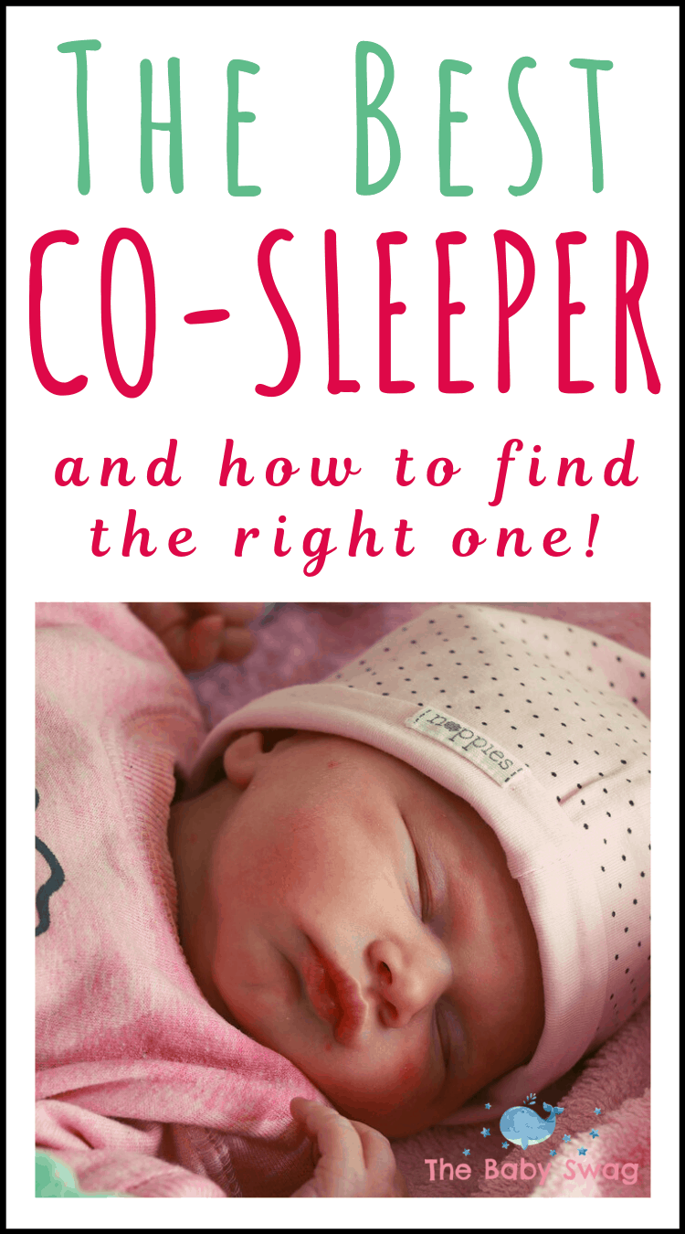 The Best Co-Sleeper and How to Find the Right One!