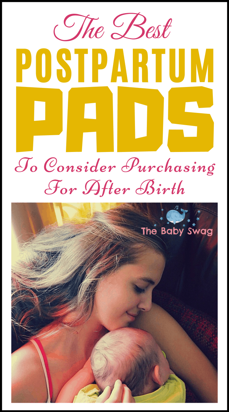 The Best Postpartum Pads to Consider Purchasing for After Giving Birth