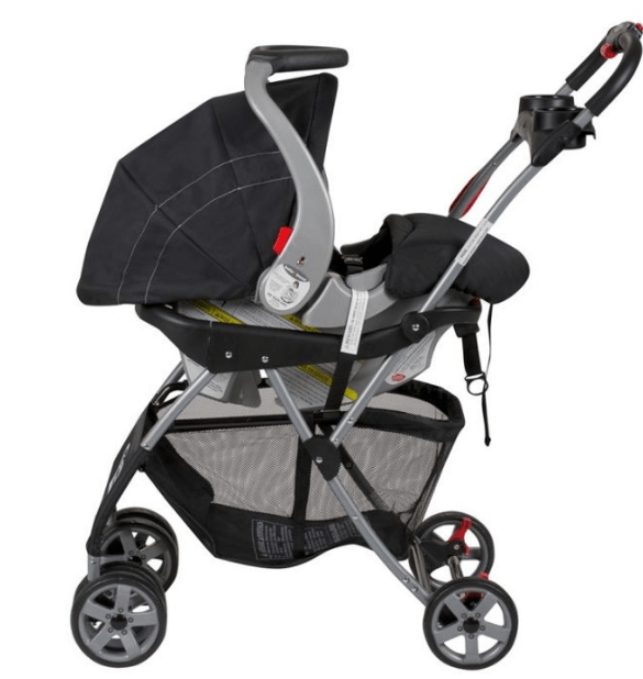 baby trend carrier and car seat