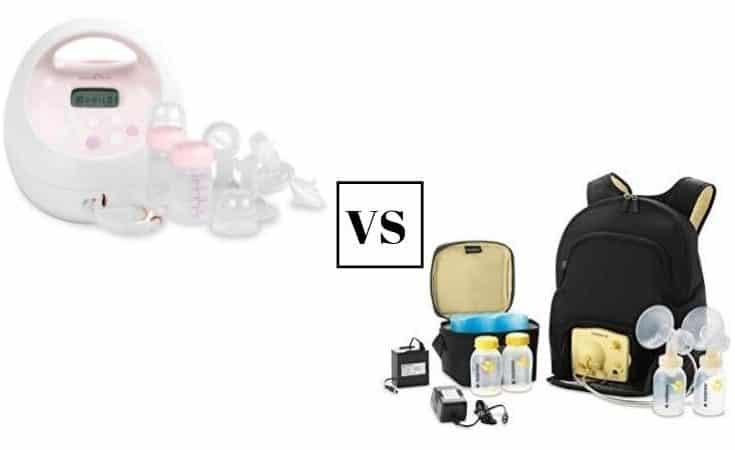 The Spectra S2 Vs Medela Pump In Style What S The Difference