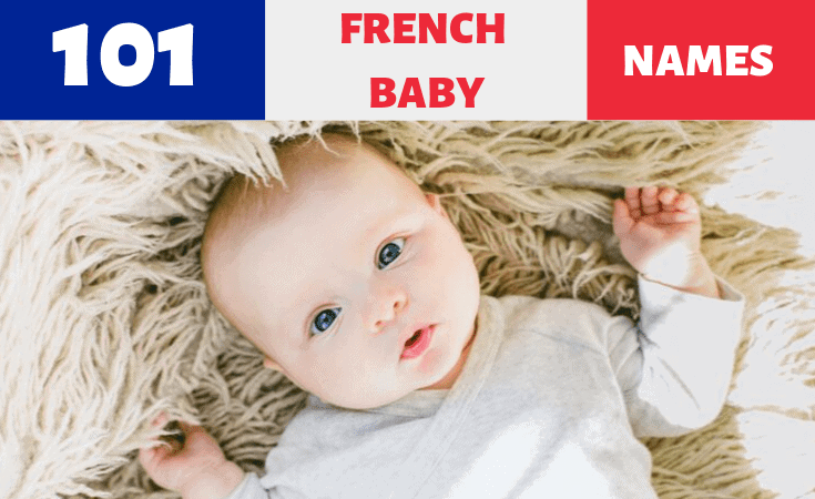 101 french baby names