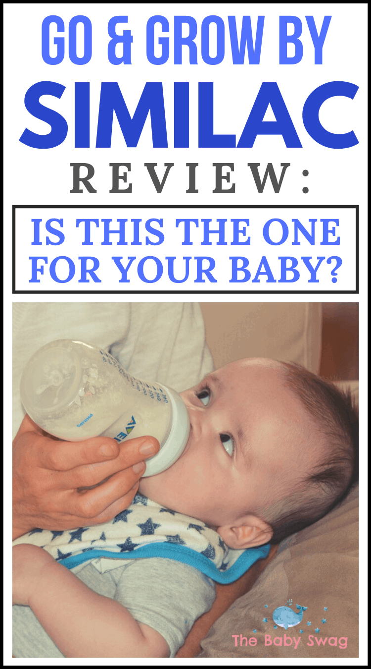 Go & Grow By Similac Review: Is This The One for Your Baby?