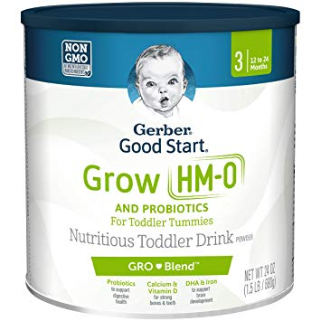 Gerber Good Start Grow Toddler Drink