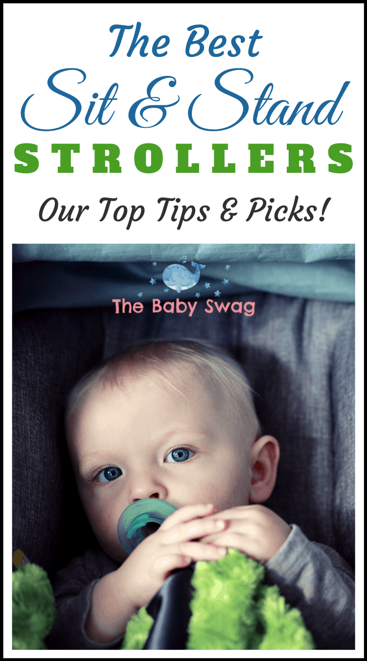 The Best Sit and Stand Strollers - Our Top Tips & Picks!