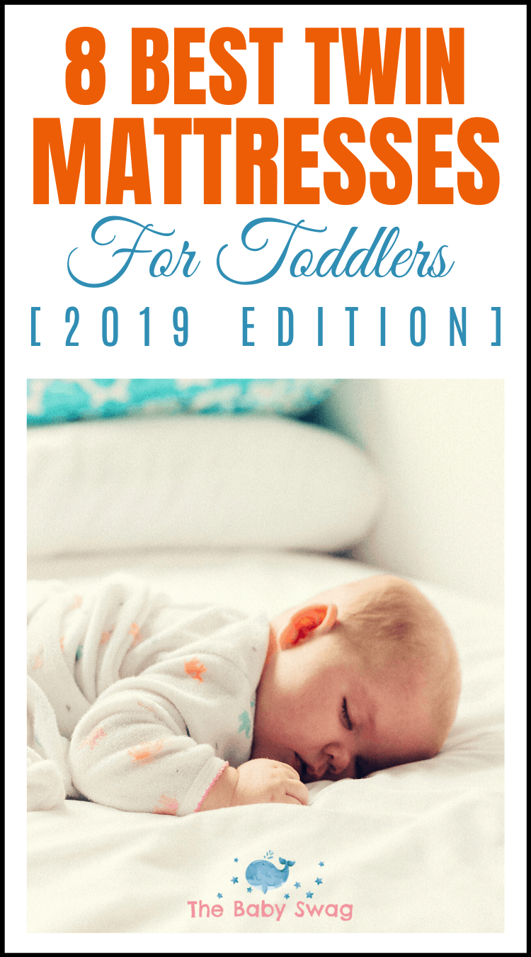 8 Best Twin Mattresses for Toddlers [2019 Edition]