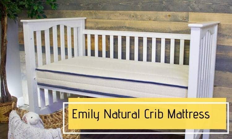 Emily Natural Crib Mattress