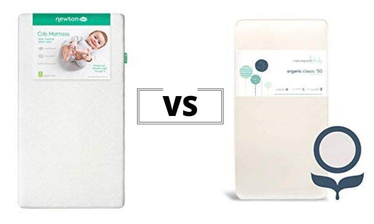 Newton vs Naturepedic Crib Mattress