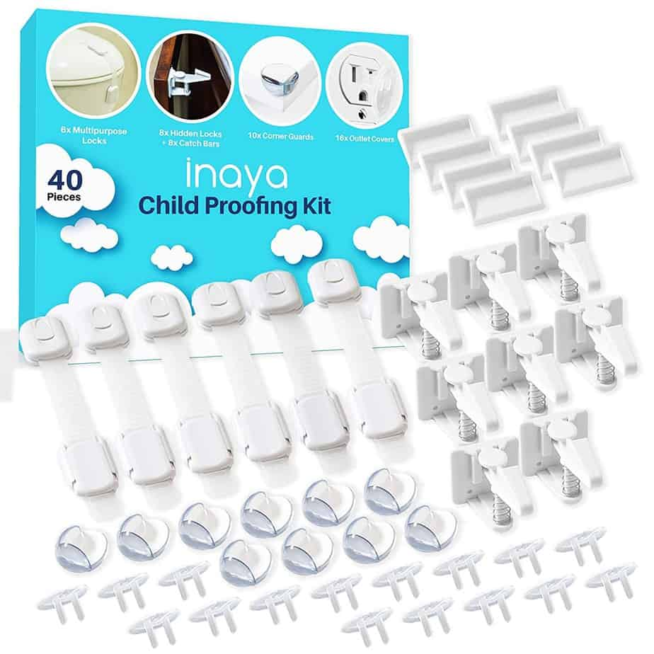 baby proofing kit