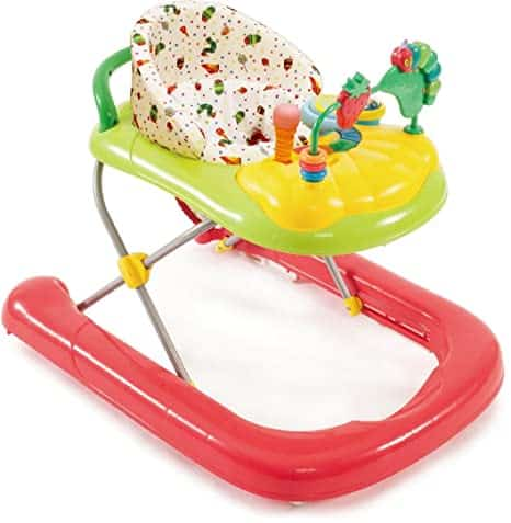 Creative Baby Very Hungry Caterpillar 2-In-1 Walker