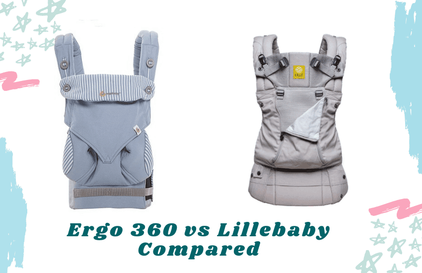 Ergo 360 vs Lillebaby Compared