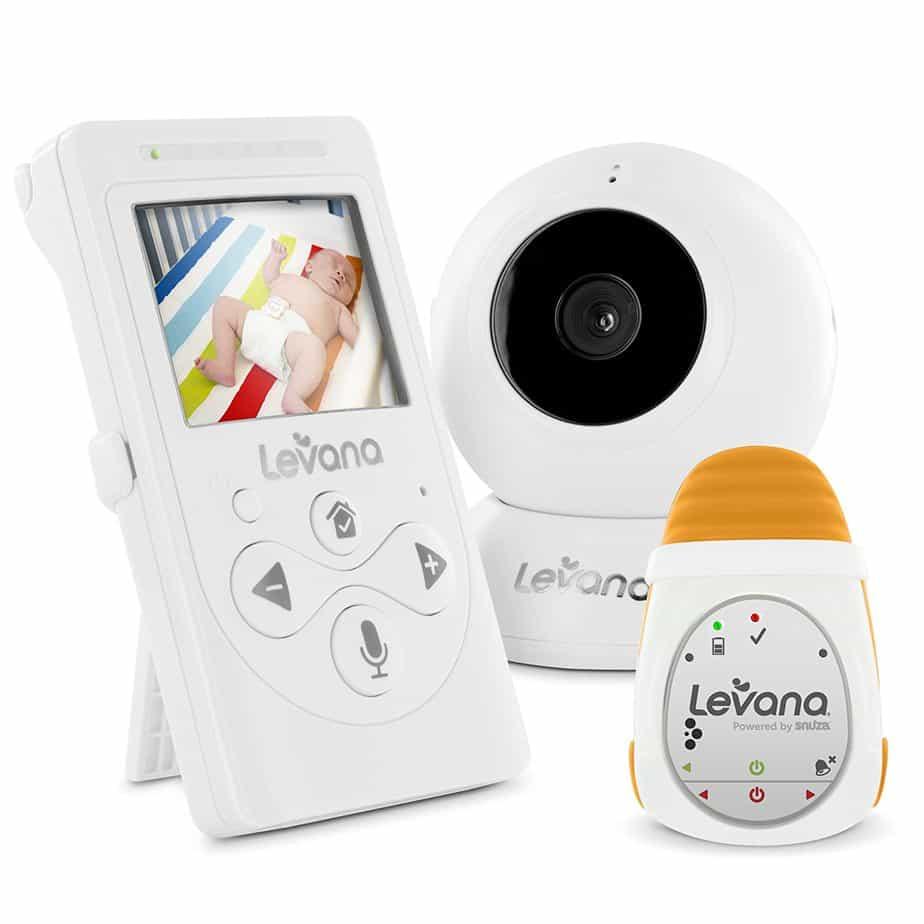 Lila Baby Video Monitor