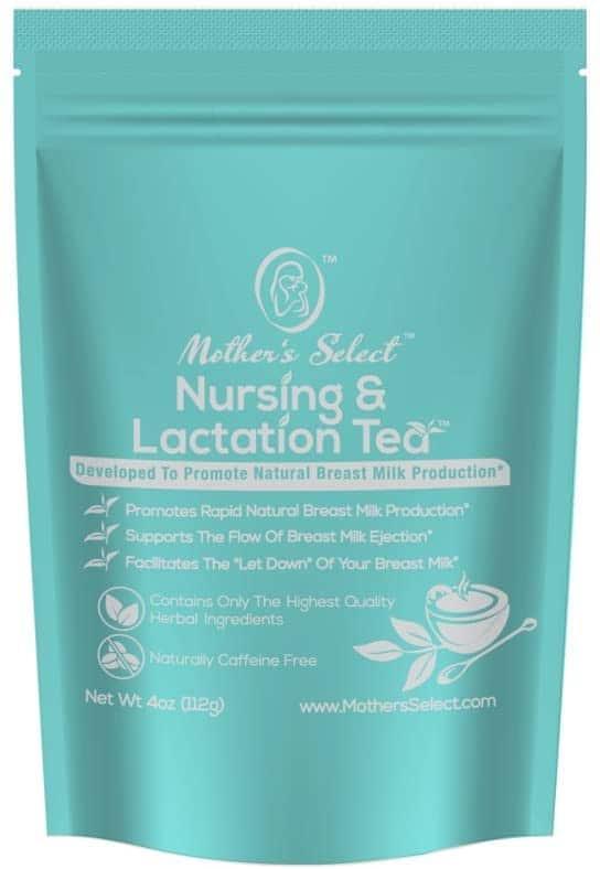 Nursing & Lactation Tea by Mother's Select
