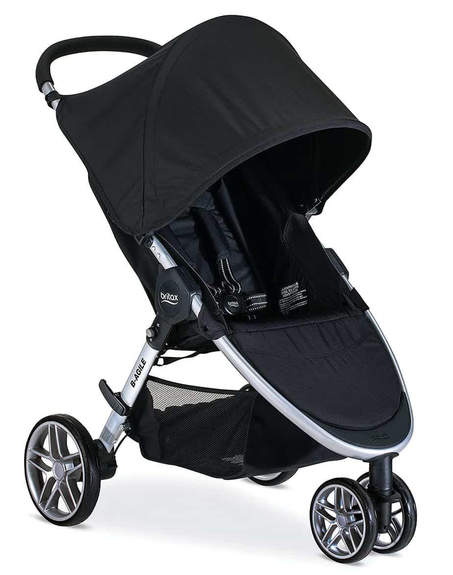 britax b agile stroller