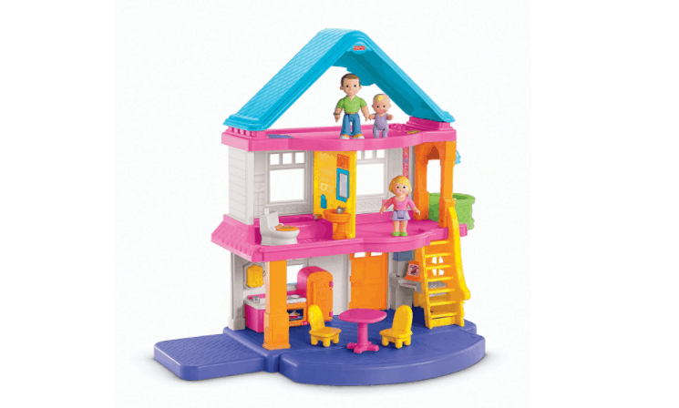 fisher price my first doll house