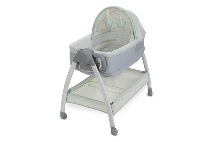 graco dream suite bassinet