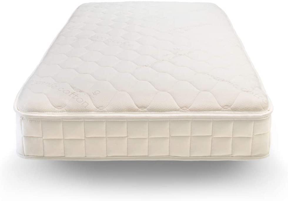 naturpedic cotton mattress