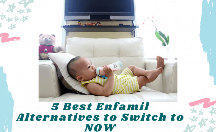 5 Best Enfamil Alternatives to Switch to NOW